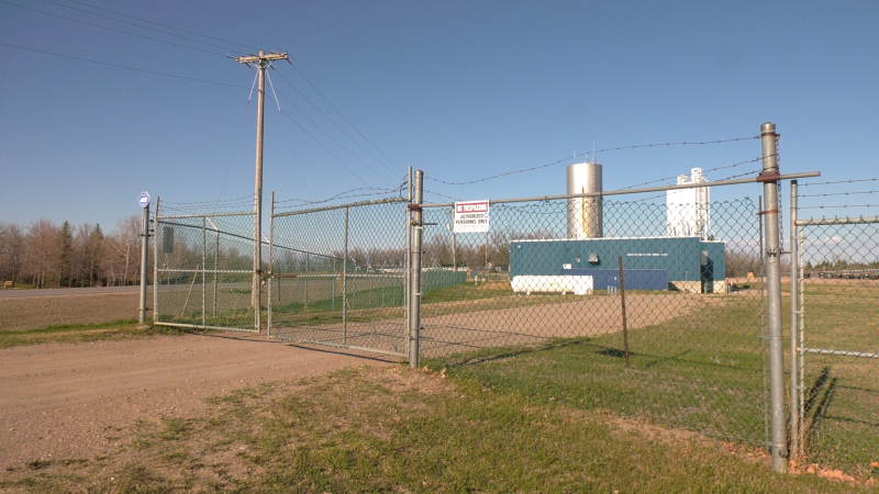 The City of Morden has declared a severe drought. (Source: Glenn Pismenny/ CTV News Winnipeg)