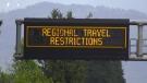 Rollout speeds up as travel enforcement begins
