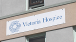 Victoria Hospice at Royal Jubilee Hospital as seen on May 6, 2021. (CTV News)