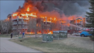 St. Albert fire