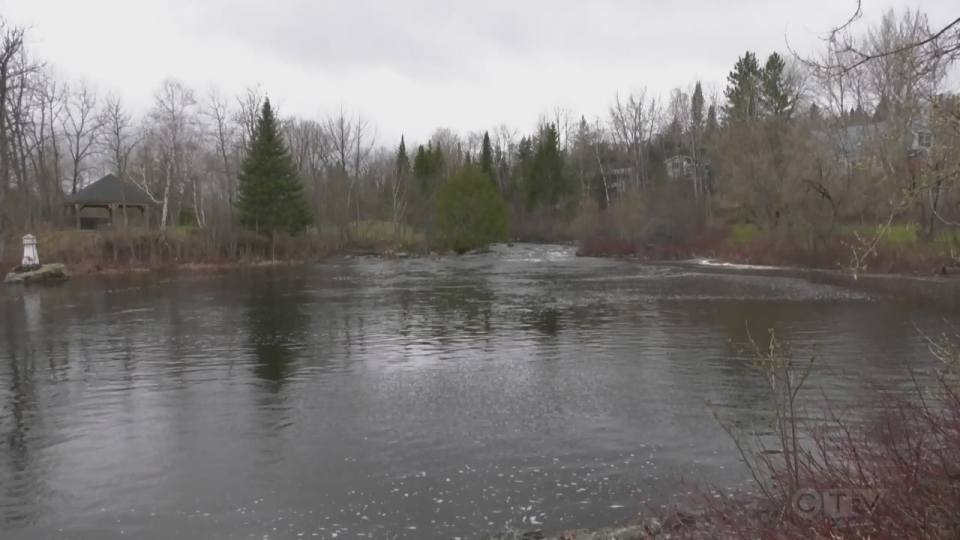 Northern Ontario girl rescued from drowning