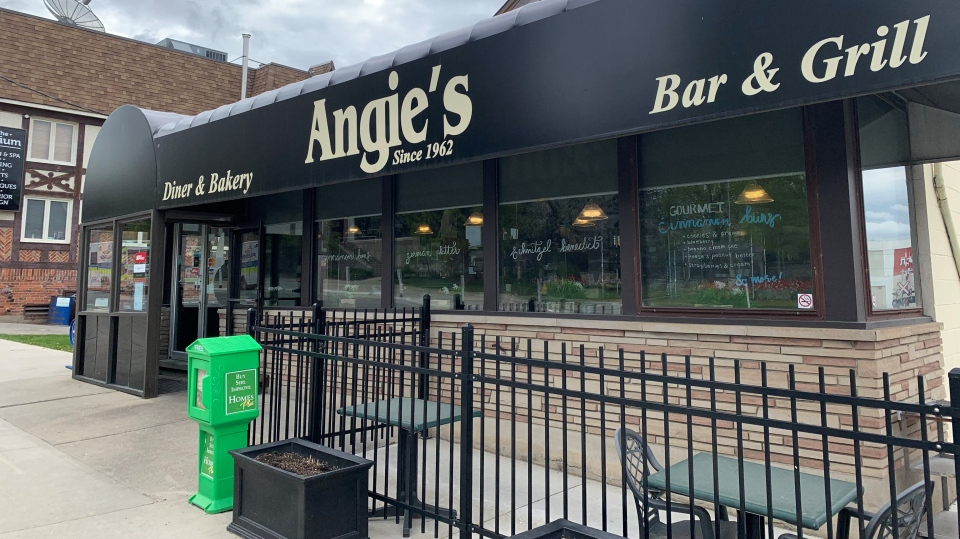 angie's closing
