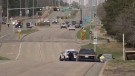 One person was killed and another seriously injured in a shooting in Sherwood Park on May 7, 2021.