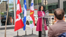 Montreal Mayor Valerie Plante announced that the city will be injecting $4.5 million into the hard hit restaurant and bar industry that has struggled greatly over the extended lockdown due to the COVID-19 pandemic. SOURCE: Valerie Plante/Twitter