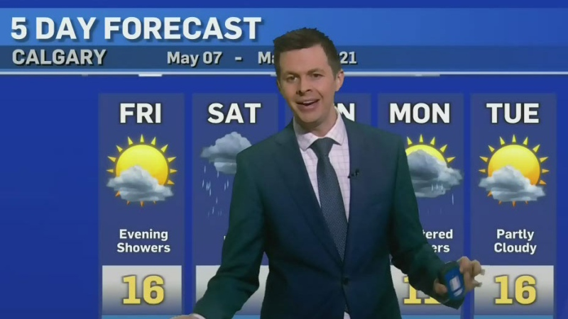 Rain and snow possible this weekend