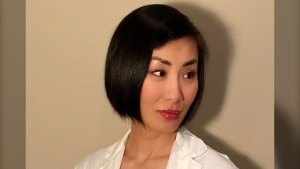 Dr. Yifei Shi, 33, is charged with one global count each of fraud over $5,000 and theft over $5,000. (Source: Canadian Association of Medical Aesthetics)