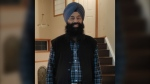 Satinder Singh (pictured) travelled to India in January 2021 to take care of his mother who had been suffering from terminal liver cancer. (Submitted: Satinder Singh)