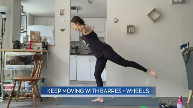 Keep Moving: Barres + Wheels
