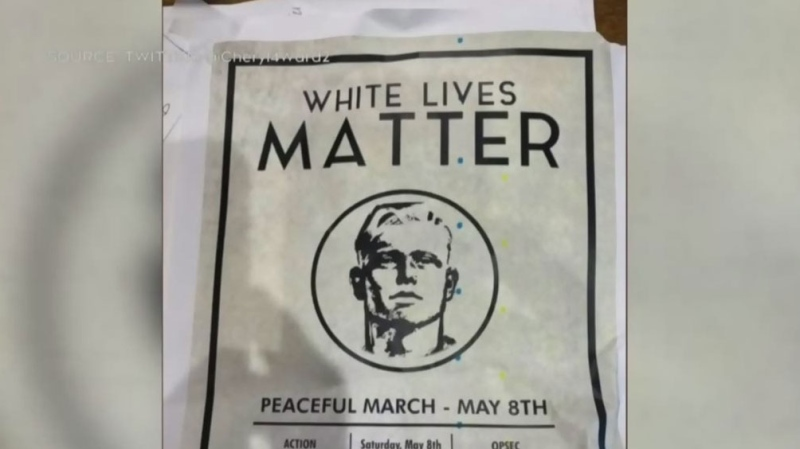 Potential 'White Lives Matter' rally in Wilmot
