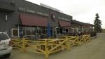 Bo's Bar and Stage. (Nav Sangha/CTV News Edmonton)