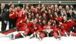 The people that run Hockey Canada can sleep better knowing the future looks bright following the country's latest victory at the IIHF World Under-18 Hockey Championship gold medal game on Thursday. (Supplied)