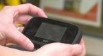 Greater Sudbury Public Library is offering 10 take-home Wi-Fi devices for cardholders to check out for free. (Alana Pickrell/CTV News)