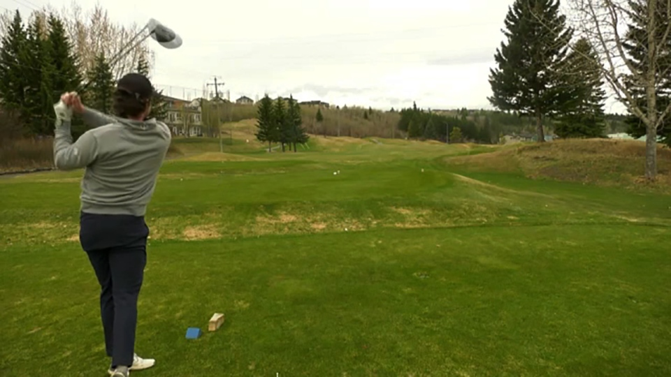 golf, restrictions, alberta