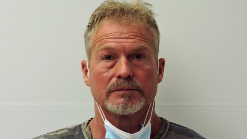 Barry Lee Morphew has been charged with murder, tampering with physical evidence, and attempting to influence a public servant in connection with his wife Suzanne Morphewís death. (Chaffee County Sheriff's Office/CNN)