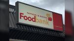 Kingston's Partners in Mission Foodbank. (Kimberley Johnson/CTV News Ottawa)