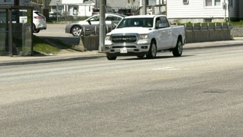 Road line painting could be delayed in North Bay