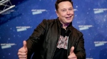 SpaceX owner and Tesla CEO Elon Musk cracked jokes at his own expense while hosting US sketch comedy show Saturday Night Live. (AFP)