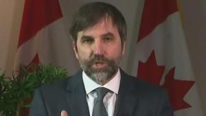 Heritage Minister Steven Guilbeault
