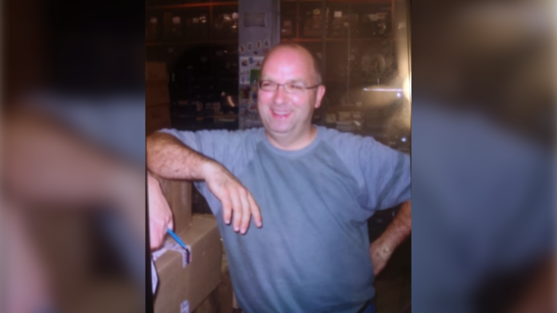 Montreal police are searching for Laurent Morin, who has been missing since May 4, 2021. (Photo: SPVM)