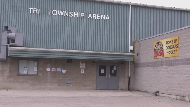 Tri-Township Arena