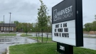 Harvest Bible Church in Windsor, Ont. on Sunday, May 9, 2021. (Rich Garton / CTV Windsor)