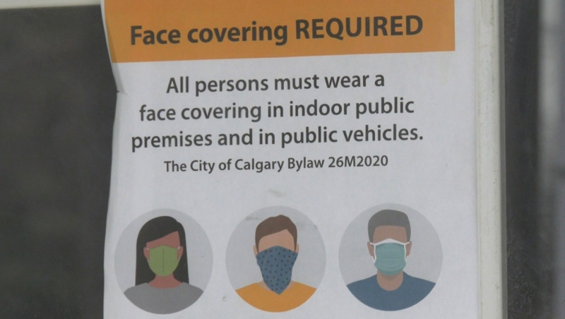 calgary, mask bylaw, face mask, covid-19, covid 19