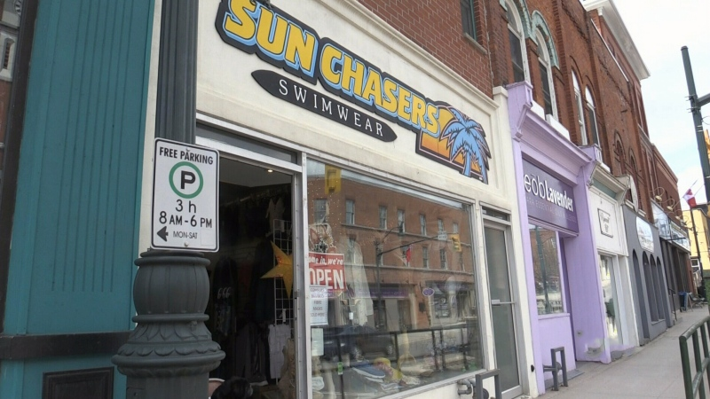 Bracebridge businesses adapt to shutdown