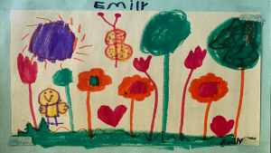 Emily, 4 years old, Senior Preschool, Mothercraft Daycare