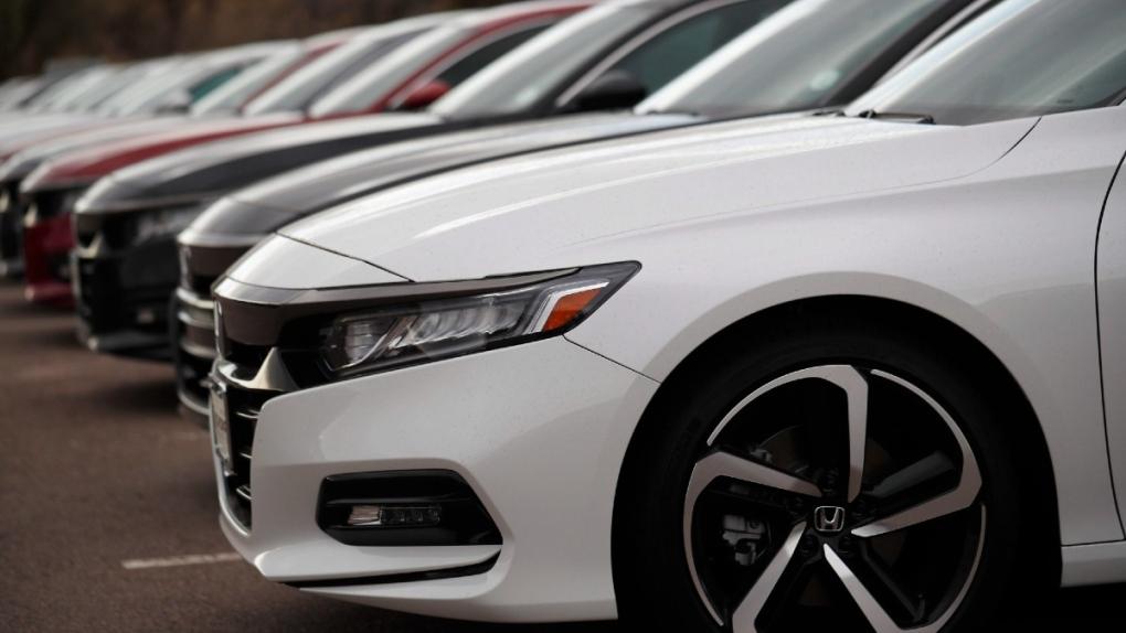 2020 Honda Accord sedans for sale