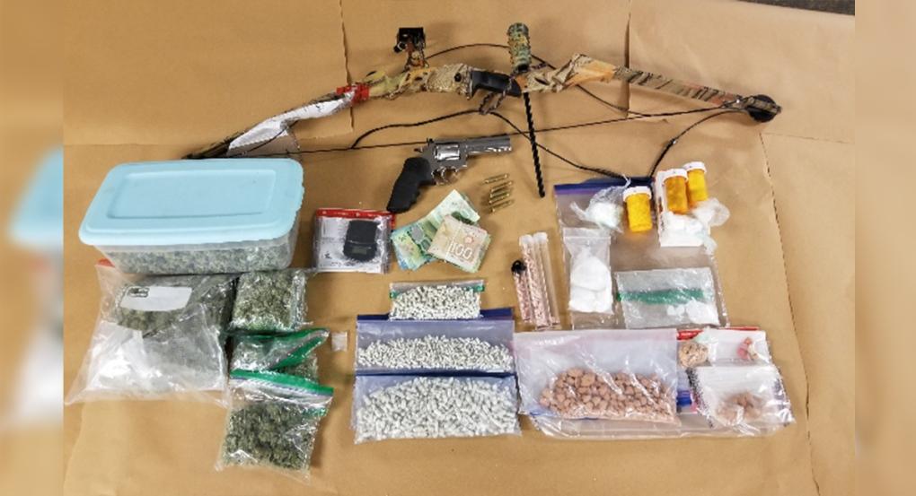 Spencer Crescent drugs seized