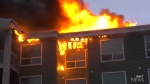 Three teens who saw smoke coming from a St. Albert, Alta., seniors home on May 6 describe why they felt they had to help out.