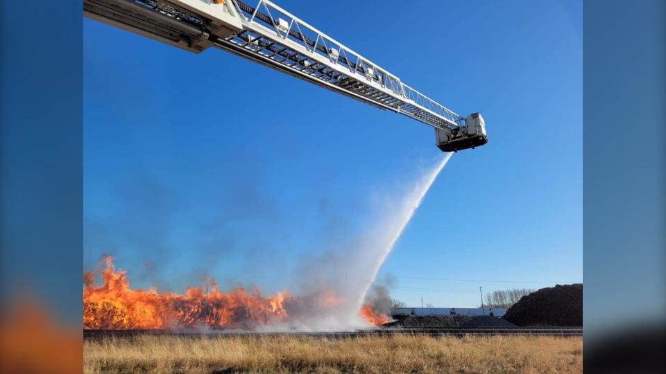 rail tie fire 5
