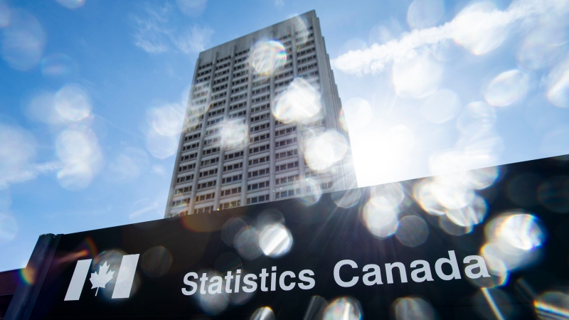 Statistics Canada's offices at Tunny's Pasture in Ottawa are shown on Friday, March 8, 2019. THE CANADIAN PRESS/Justin Tang