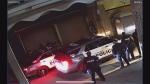 Police break up party