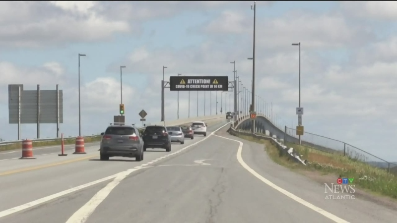 N.S. borders now closed to non-essential travel