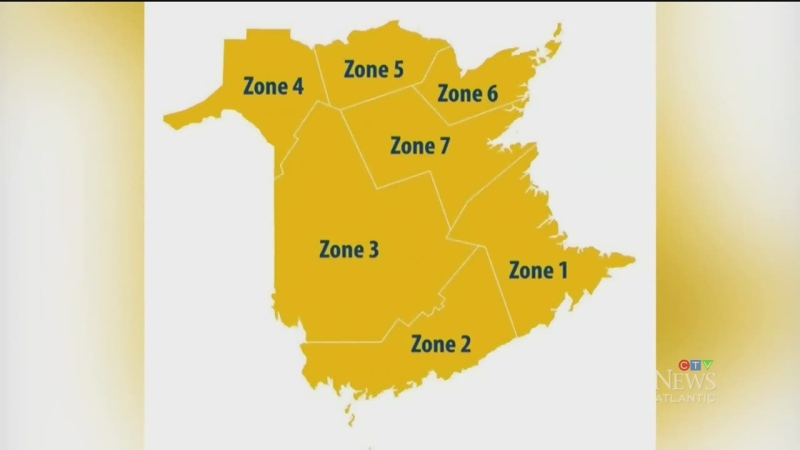 N.B. loosens restrictions, expands vaccine rollout