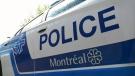 An SPVM police cruiser. (CTV News)