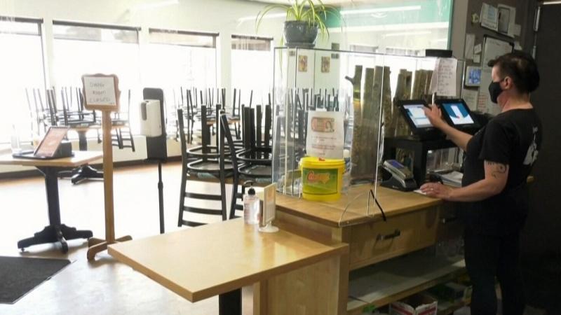 COVID-19 empty business