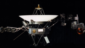 The Voyager 1 spacecraft (NASA)