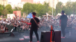 Concert in China