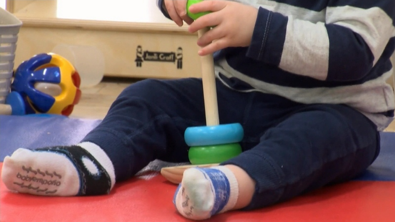 Temporary daycare spots in Quebec