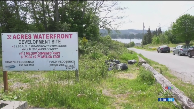 New commercial development pitched for Sooke