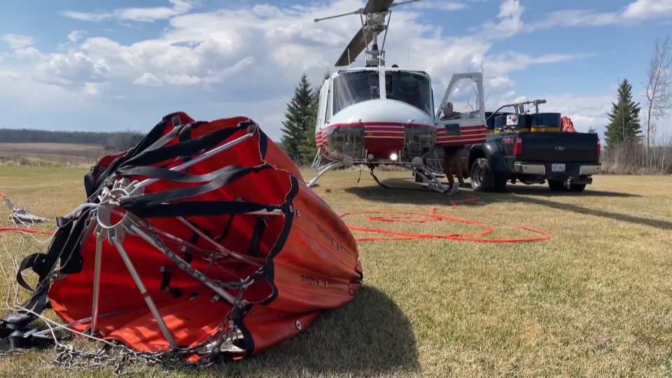 Tomahawk fire, fire helicopter