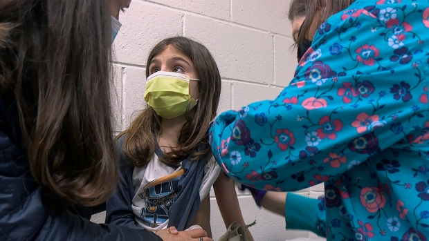 How to talk to younger children about COVID-19 vaccinations once they become available
