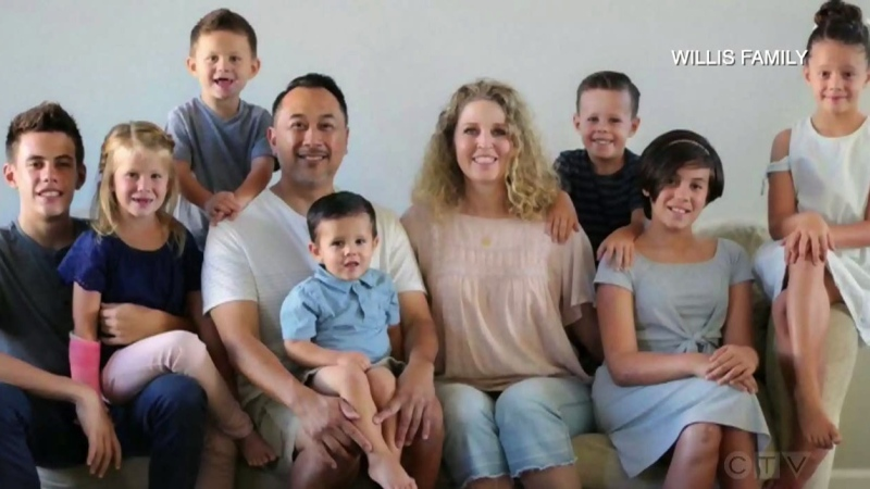 7 Calif. siblings orphaned in crash adopted togeth