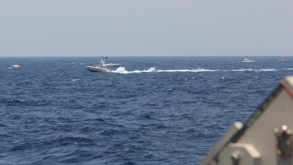IRGCN fast in-shore attack craft
