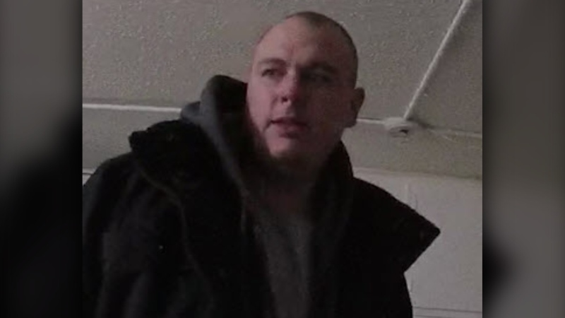 Calgary police say Christopher Mathers turned himself in to Salmon Arm RCMP. (File)