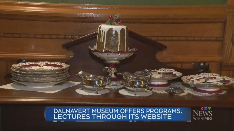 Virtual programs at Dalnavert Museum