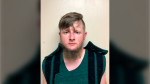This March 16, 2021 booking photo provided by the Crisp County, Ga., Sheriff's Office shows Robert Aaron Long, 22, accused of killing eight people, six of them women of Asian descent, in shootings at three Atlanta-area massage businesses. (Crisp County Sheriff's Office via AP, File)