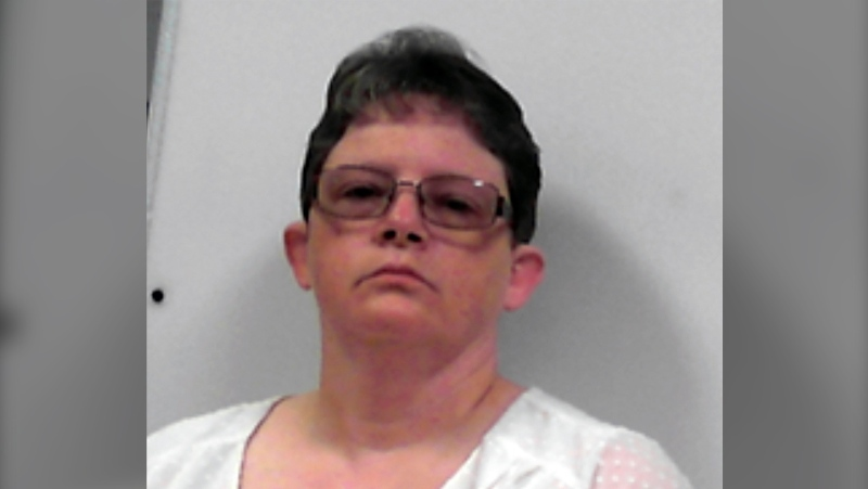 This photo released July 14, 2020, by the West Virginia Regional Jail and Correctional Facility Authority shows Reta Mays. Mays, a former nursing assistant at the Louis A. Johnson VA Medical Center in Clarksburg, W.V., is scheduled to be sentenced Tuesday, May 11, 2021, for her guilty plea to intentionally killing seven patients with fatal doses of insulin. (West Virginia Regional Jail and Correctional Facility Authority via AP)